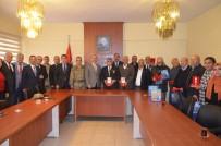 ÖVÜNÇ MADALYASI - Kırıkhan'da Kıbrıs Gazilerine Devlet Övünç Madalyası Ve Beratı Verildi