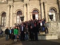 BOĞAZ TURU - Lapsekili Esnaflar Kültür Gezisinde Buluştu