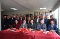 MUSTAFA ÖZTÜRK - Söke MHP'nin Yeni Yönetimi Tanıtıldı