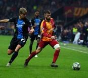 HASAN ŞAŞ - UEFA Şampiyonlar Ligi Açıklaması Galatasaray Açıklaması 1 - Club Brugge Açıklaması 1 (Maç Sonucu)