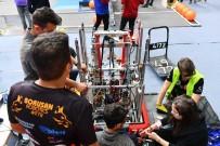 ANKARA KENT KONSEYİ - Başkentte 'Ankara Off-Season'19 Robot Turnuvası' Yapıldı