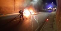 Cankurtaran Tüneli'nde Kaza Açıklaması 1 Ölü, 2 Yaralı