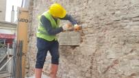 Duvardan tarih çıktı