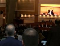 ENGİN ÖZKOÇ - İBB Meclisi'nde