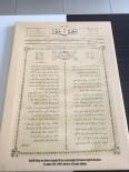 İstiklal Marşının Orijinal Basımı Araç Harp Müzesinde