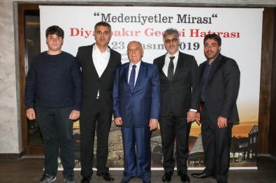 İzmir'de Yaşayan Diyarbakırlılar Kültür Gecesinde Buluştu