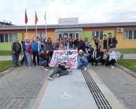 ORÇUN - Salihli Beşiktaşlılar Derneği Yaşlıları Unutmadı