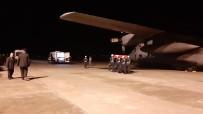 TABUR KOMUTANLIĞI - Bartınlı Şehidin Naaşı Uçakla Zonguldak'a Getirildi