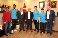 U21 - Başkan Bıyık,  'Spora Desteğimiz Devam Edecek'