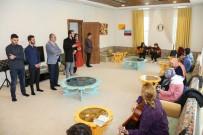 OSMANLıCA - Başkan Kavuş Açıklaması 'Kursiyer Gençleri Ve Eğitimlerini Ziyaret Etti