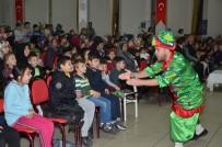 Hüseyin Goncagül Dursunbey'de Çocuklarla Buluştu