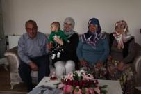 Lapseki'de Şehit Ailesine Ziyaret