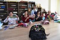 LITVANYA - Litvanya'dan Gelen Kursiyerler, Kocasinan Akademi'ye Hayran Kaldı