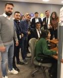 ALO 182 - Müdür Sünnetçioğlu'ndan Çağrı Merkezine Ziyaret