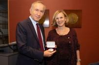 OĞUZ TEKİN - The Archer Huntington Ödülü'nü Alan İlk Türk Prof. Dr. Oğuz Tekin Oldu