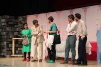 GEBZELI - Tiyatro Severler GKM'de Buluştu