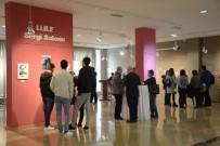 KARİKATÜRİST - 'Türk Dünyası'ndan Edebiyatçı Portreleri' Anadolu İİBF'de