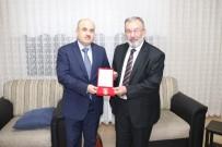 MAHMUT YıLDıRıM - Vali Dağlı, Kıbrıs Gazisine Madalyası Verildi