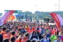 TÜRK EĞITIM VAKFı - Vodafone 41'İnci İstanbul Maratonu'nda Bağış Rekoru Kırıldı