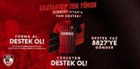 KARDEMIR KARABÜKSPOR - Yardım Kampanyası Başlatan Son Takım Gaziantep FK Oldu