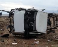 YOLCU TRENİ - Afyonkarahisar'da Hemzemin Geçitte Kaza Açıklaması 1 Ölü, 2 Yaralı