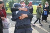 ŞEHİT UZMAN ÇAVUŞ - Bursa'da Jandarmaların Yemin Töreninde Duygusal Anlar