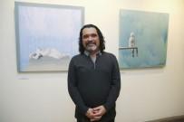 ORÇUN - Çadırcı'nın 'Ödünç İmgeler' Sergisi MTSO Sanat Galerisinde Açıldı