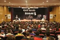 KıZKALESI - Erdemli Belediyesi Şehir Tiyatrosu Sezonu Açtı