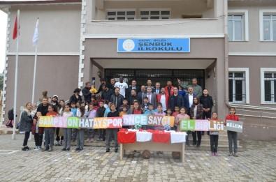 Hatayspor'dan 'El Birliği' Projesine Destek