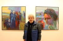 SONSUZLUK - Ressam Turhan Ekici'nin Sergisine İlgi