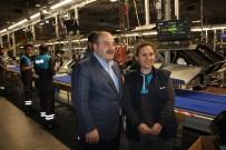 ARÇELIK - Sanayi Bakanı Varank, Tekirdağ'da Fabrikaları Ziyaret Etti
