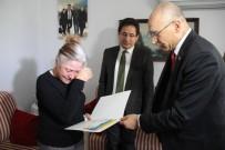 29 EKİM CUMHURİYET BAYRAMI - Şehidin Kutsal Emaneti Yıllar Sonra Gözü Yaşlı Annesine Teslim Edildi