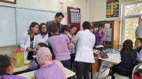 ALI ÖZDEMIR - Şuhut'ta Öğrencilere Aşı Uygulaması