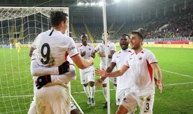 Süper Lig Açıklaması Gençlerbirliği Açıklaması 3 - Yeni Malatyaspor Açıklaması 3 (Maç Sonucu)