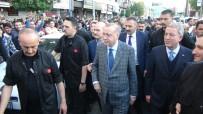 İSTİHBARAT BAŞKANI - Cumhurbaşkanı Erdoğan'ın Şanlıurfa'daki Temasları