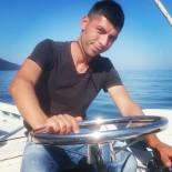Denize Düşen Genç Balıkçı, Boğulma Tehlikesi Geçirdi