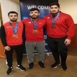 EKREM ÖZTÜRK - Millilerden Dünya Güreş Şampiyonası'nda 6 Madalya