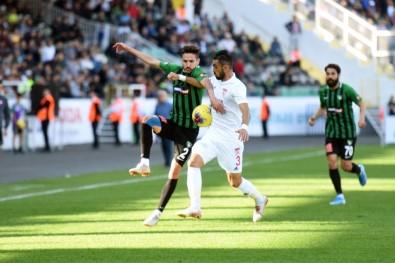 Sivasspor Deplasmanı Boş Geçmedi
