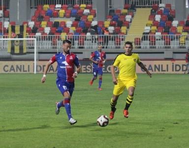 TFF 1. Lig Açıklaması Altınordu Açıklaması 1 - İstanbulspor Açıklaması 1