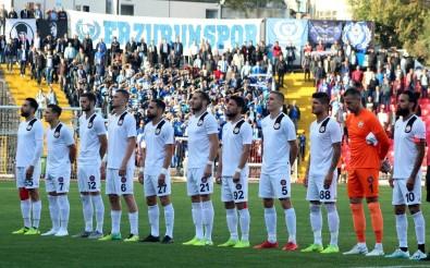 TFF 1. Lig Açıklaması Fatih Karagümrük Açıklaması 0 - Büyükşehir Belediye Erzurumspor Açıklaması 1