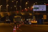 RAGIP GÜMÜŞPALA - Vodafone 41. İstanbul Maratonu İçin Yollar Kapatıldı