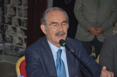 Başkan Büyükerşen Malatya'da Deneyimlerini Paylaştı