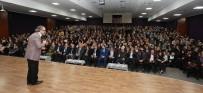 MUSTAFA KıLıÇ - Canik'ten 'Bilinçli Aile, Duyarlı Gençlik' Konferansı