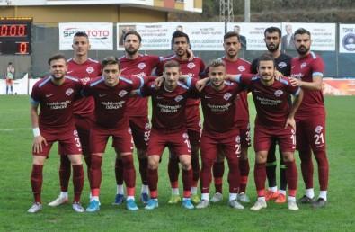 TFF 2. Lig Açıklaması Hekimoğlu Trabzon FK Açıklaması 1 - Gümüşhanespor Açıklaması 0