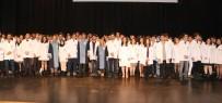 SEZAI KARAKOÇ - Tıp Fakültesi Birinci Sınıf Öğrencileri Beyaz Önlüklerini Giydi