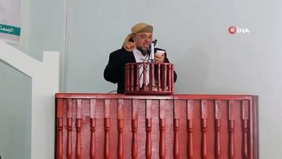 Yemen'de Yeni Cami Açıldı