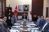 Beylikova Tarıma Dayalı OSB Müteşebbis Heyet Toplantısı Yapıldı