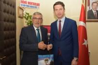 KADIR BOZKURT - Bozkurt'tan Çimşir'e Hayırlı Olsun Ziyareti
