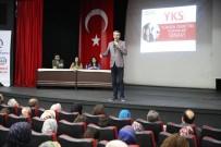 SINAV TAKVİMİ - Büyükşehir'den Velilere 'Eğitim İçin El Ele' Semineri