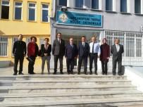 MEB Müşaviri Çolakoğlu Okulları Ziyaret Etti